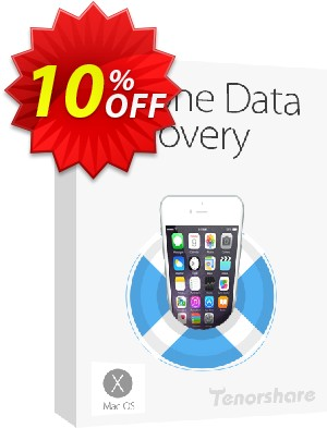 Tenorshare iPhone 4 Data Recovery for Mac Coupon, discount 10% Tenorshare 29742. Promotion: affiliate 597325