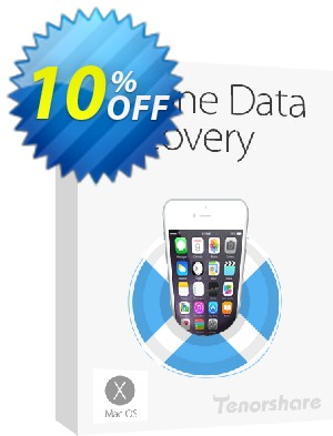 Tenorshare iPhone 5s/5c/5 Data Recovery for Mac Coupon, discount 10% Tenorshare 29742. Promotion: affiliate 597325