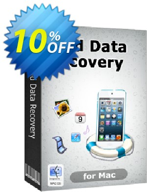 Tenorshare iPod Touch 4 Data Recovery for Mac Coupon, discount 10% Tenorshare 29742. Promotion: