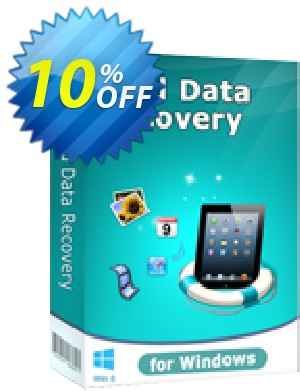 Tenorshare iPad 1 Data Recovery for Windows Coupon, discount 10% Tenorshare 29742. Promotion: