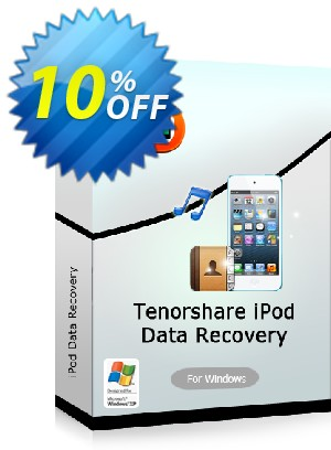 Tenorshare iPod Touch 4 Data Recocery for Windows Coupon, discount 10% Tenorshare 29742. Promotion: