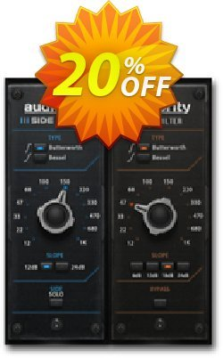Audiority Side Filter Coupon discount Audiority Side Filter Impressive discounts code 2021 - Impressive discounts code of Audiority Side Filter 2021