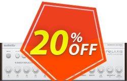 Audiority Polaris Coupon, discount Audiority Polaris Excellent promo code 2021. Promotion: Excellent promo code of Audiority Polaris 2021