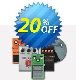 Audiority Pedalboard: Distortions Coupon discount Audiority Pedalboard: Distortions Super discount code 2021 - Super discount code of Audiority Pedalboard: Distortions 2021