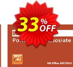 MO-300 PowerPoint Associate Exam Coupon discount MO-300 PowerPoint Associate Exam -  Office 365 & Office 2019 - English version - 25 hours of access Stirring deals code 2021 - Stirring deals code of MO-300 PowerPoint Associate Exam -  Office 365 & Office 2019 - English version - 25 hours of access 2021
