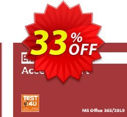 MO-500 Access Expert Exam Coupon discount MO-500 Access Expert Exam - Office 365 & Office 2019 - English version - 25 hours of access Super promo code 2021 - Super promo code of MO-500 Access Expert Exam - Office 365 & Office 2019 - English version - 25 hours of access 2021