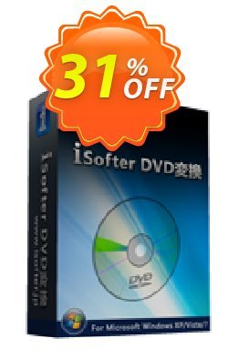 iSofter DVD 変換 Coupon, discount iSofter DVD 変換 Stunning discounts code 2021. Promotion: Stunning discounts code of iSofter DVD 変換 2021