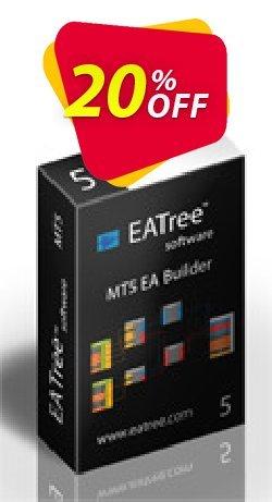 EATree MT5 - 3 licenses  Coupon, discount EATree MT5 (3 licenses) Marvelous deals code 2021. Promotion: Marvelous deals code of EATree MT5 (3 licenses) 2021