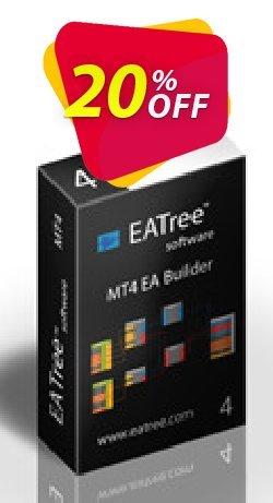 EATree MT4 - 3 licenses  Coupon, discount EATree MT4 (3 licenses) Awful deals code 2021. Promotion: Awful deals code of EATree MT4 (3 licenses) 2021