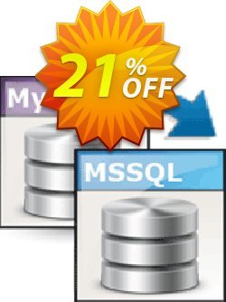 Viobo MySQL to MSSQL Data Migrator Pro Coupon, discount Viobo MySQL to MSSQL Data Migrator Pro. Impressive sales code 2021. Promotion: Impressive sales code of Viobo MySQL to MSSQL Data Migrator Pro. 2021