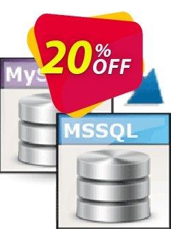 Viobo MySQL to MSSQL Data Migrator Business Coupon, discount Viobo MySQL to MSSQL Data Migrator Bus. Formidable deals code 2021. Promotion: Formidable deals code of Viobo MySQL to MSSQL Data Migrator Bus. 2021