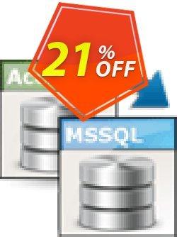 Viobo Access to MSSQL Data Migrator Pro Coupon, discount Viobo Access to MSSQL Data Migrator Pro. Impressive discounts code 2021. Promotion: Impressive discounts code of Viobo Access to MSSQL Data Migrator Pro. 2021