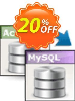 Viobo Access to MSSQL Data Migrator Business Coupon, discount Viobo Access to MSSQL Data Migrator Bus. Formidable promotions code 2021. Promotion: Formidable promotions code of Viobo Access to MSSQL Data Migrator Bus. 2021