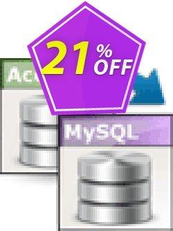 Viobo Access to MySQL Data Migrator Pro Coupon, discount Viobo Access to MySQL Data Migrator Pro. Wonderful discount code 2021. Promotion: Wonderful discount code of Viobo Access to MySQL Data Migrator Pro. 2021