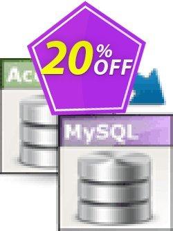 Viobo Access to MySQL Data Migrator Business Coupon, discount Viobo Access to MySQL Data Migrator Bus. Amazing promo code 2021. Promotion: Amazing promo code of Viobo Access to MySQL Data Migrator Bus. 2021