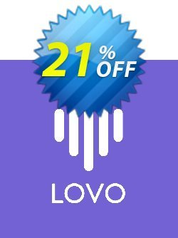 LOVO Studio Freelancer - Monthly  Coupon, discount 20% OFF LOVO Studio Freelancer (Monthly), verified. Promotion: Super deals code of LOVO Studio Freelancer (Monthly), tested & approved
