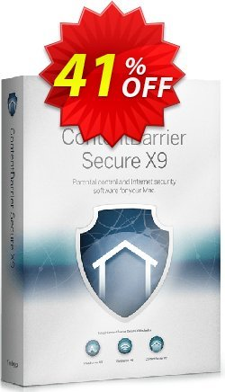 Intego ContentBarrier Secure X9 Coupon, discount 40% OFF Intego ContentBarrier Secure X9, verified. Promotion: Staggering promo code of Intego ContentBarrier Secure X9, tested & approved