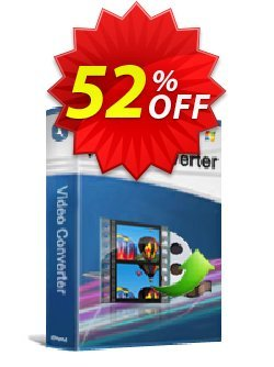 iStonsoft Video Converter Coupon, discount 60% off. Promotion: