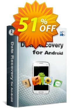 iStonsoft Data Recovery for Android (Mac Version) Coupon, discount 60% off. Promotion:
