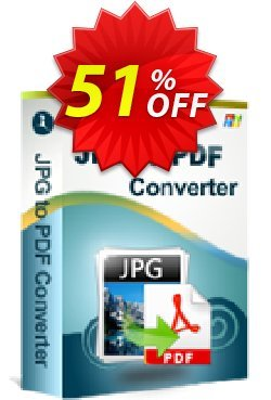 iStonsoft JPG to PDF Converter Coupon, discount 60% off. Promotion: