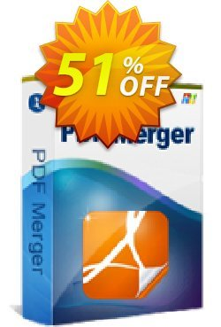 iStonsoft PDF Merger Coupon, discount 60% off. Promotion: