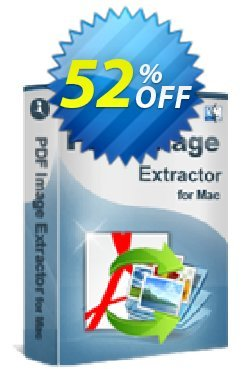 iStonsoft PDF Image Extractor for Mac Coupon, discount 60% off. Promotion:
