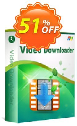 iStonsoft Video Downloader Coupon, discount 60% off. Promotion: