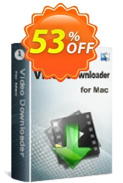 iStonsoft Video Downloader for Mac Coupon, discount 60% off. Promotion: