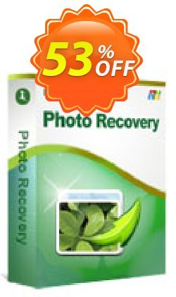 iStonsoft Photo Recovery Coupon, discount 60% off. Promotion: