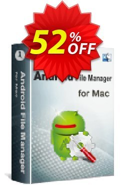 iStonsoft Android File Manager for Mac Coupon, discount 60% off. Promotion: