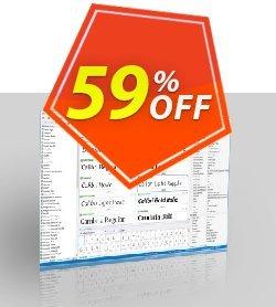 FontExpert 2021 Coupon, discount SOFTLINE. Promotion: Lio Colonel UBM AE Discount