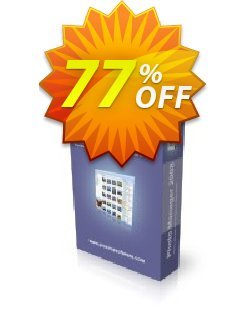 Photo Manager 2013 Professional Coupon, discount SOFTLINE. Promotion: Lio Colonel UBM AE Discount
