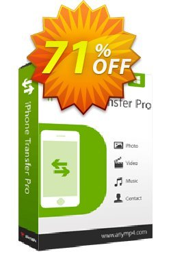 AnyMP4 iPhone Transfer Pro Coupon discount AnyMP4 coupon (33555) -