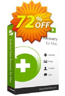 AnyMP4 Android Data Recovery for Mac Coupon discount AnyMP4 coupon (33555) - 50% AnyMP4 promotion