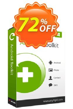 AnyMP4 Broken Android Data Recovery Coupon discount AnyMP4 coupon (33555) - 50% AnyMP4 promotion
