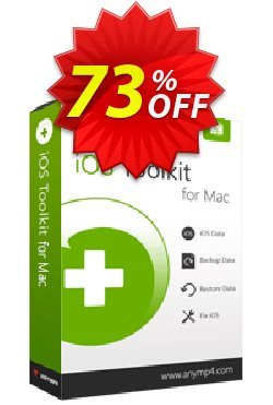 Anymp4 iOS System Recovery for Mac Coupon discount AnyMP4 coupon (33555) - 50% AnyMP4 promotion