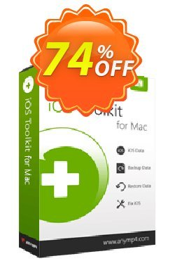 AnyMP4 iOS Data Backup & Restore for Mac Coupon, discount AnyMP4 coupon (33555). Promotion: 50% AnyMP4 promotion