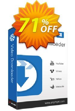 AnyMP4 Video Downloader Coupon discount AnyMP4 coupon (33555) -