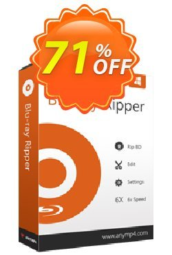 AnyMP4 Blu-ray Ripper Coupon discount AnyMP4 coupon (33555) -