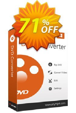 AnyMP4 DVD Converter Lifetime License Coupon, discount AnyMP4 coupon (33555). Promotion: 50% AnyMP4 promotion