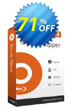 AnyMP4 Blu-ray Ripper Lifetime Coupon discount AnyMP4 coupon (33555) -