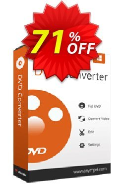AnyMP4 DVD Converter Coupon discount AnyMP4 DVD Converter coupon - 50% AnyMP4 promotion