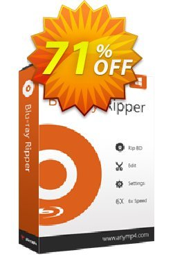 AnyMP4 Blu-ray Toolkit - 1 year  Coupon discount AnyMP4 (1 year) coupon (33555) -