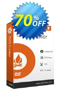 AnyMP4 DVD Toolkit Lifetime Coupon, discount AnyMP4 coupon (33555). Promotion: