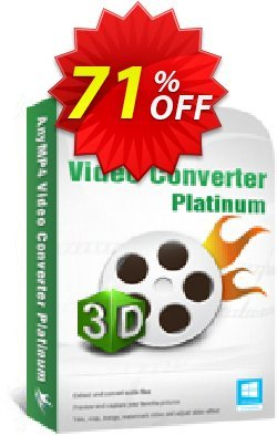 AnyMP4 Video Converter Platinum Coupon discount AnyMP4 Video Converter Platinum excellent promo code 2021 - excellent promo code of AnyMP4 Video Converter Platinum 2021