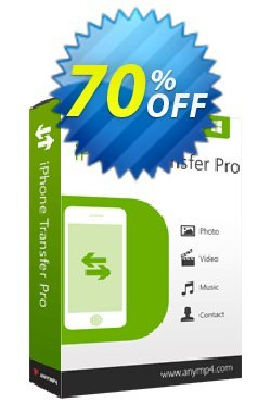 AnyMP4 iPhone Transfer Pro Lifetime Coupon discount AnyMP4 coupon (33555) -