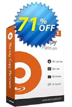 AnyMP4 Blu-ray Copy Platinum Coupon discount AnyMP4 coupon (33555) -