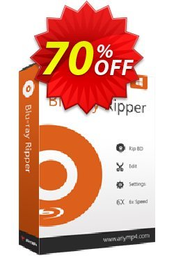 AnyMP4 Blu-ray Toolkit Lifetime Coupon discount AnyMP4 coupon (33555) -