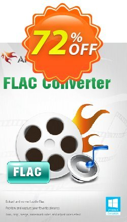 AnyMP4 FLAC Converter Lifetime License Coupon discount AnyMP4 FLAC Converter wondrous offer code 2021 - 50% AnyMP4 promotion