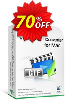 AnyMP4 Video to GIF Converter for Mac Lifetime Coupon discount AnyMP4 coupon (33555). Promotion: AnyMP4 special discount (33555-95 anymp4 video to gif)